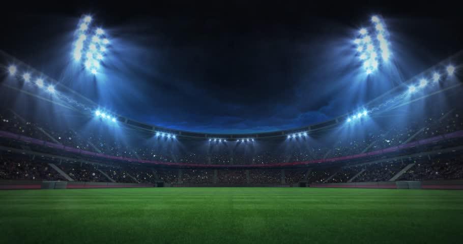Soccer Stadium Background