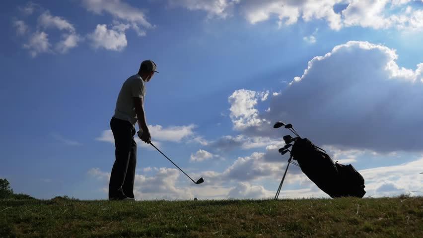 Beautiful Golf Swing