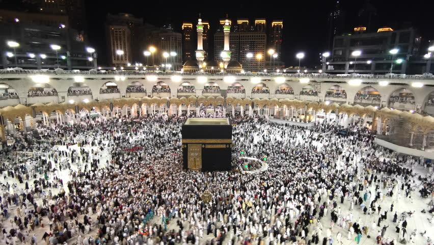 Mecca, Saudi Arabia February-24-2019: the Stock Footage Video (100%  Royalty-free) 1024893305   Shutterstock
