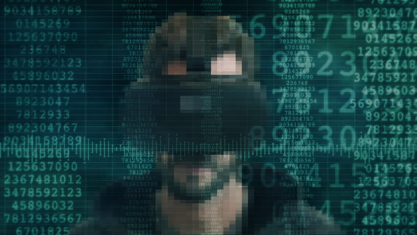 Virtual Reality Source Data Code VR Headset Man In Augmented Reality. A man with VR headset plunges into augmented reality source code data | Shutterstock HD Video #1025676005