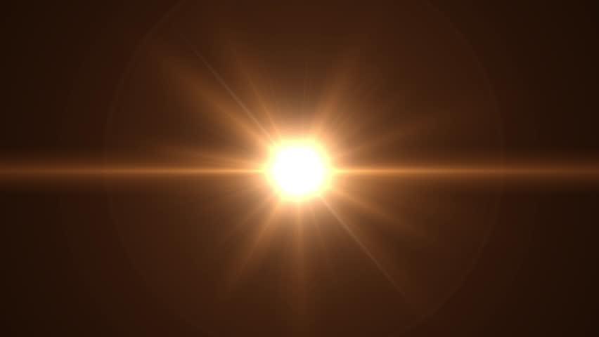 sun light lens flares art animation background | Shutterstock HD Video #1026183005