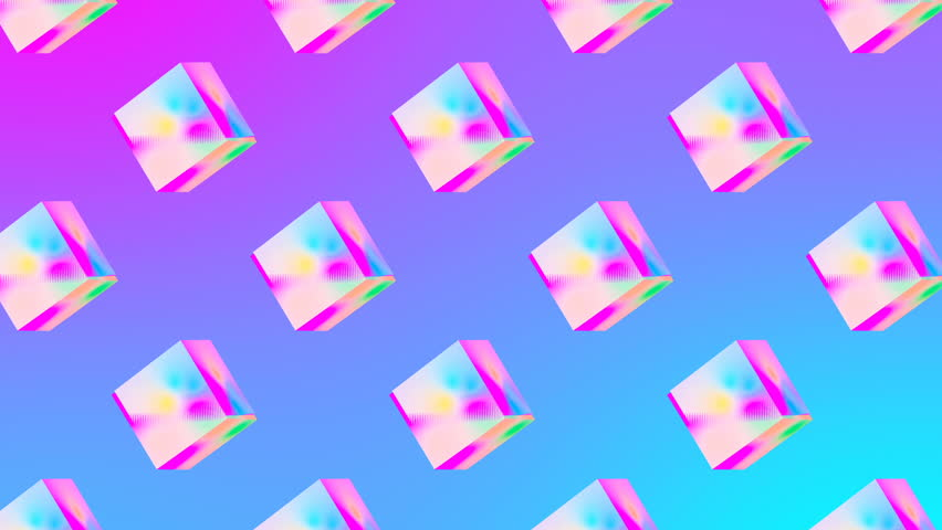 Gif Animation Art  3d Geometric Stock Footage Video (100% Royalty-free)  1026542795 | Shutterstock