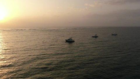 Mombasa Beach Drone