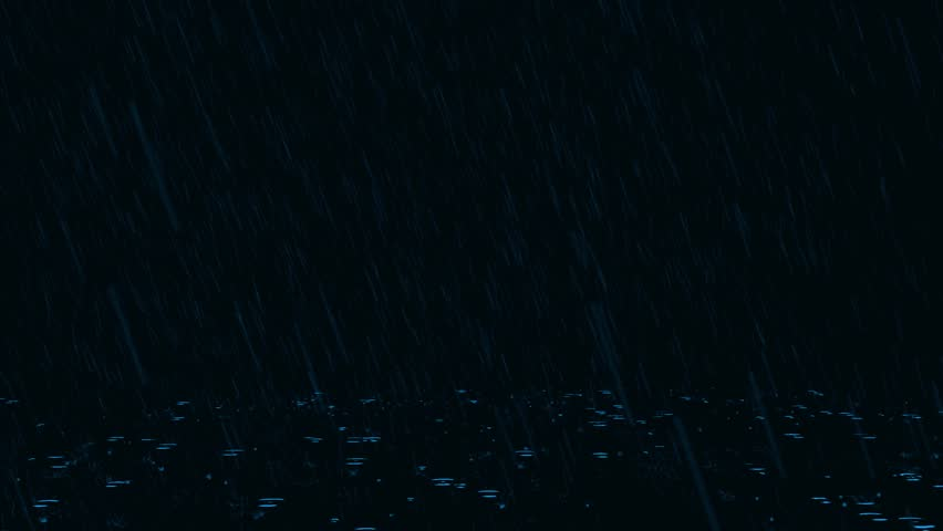 4k Rain Drops Falling Alpha Computer generated rain looped animation. heavy rain version. You can use any channel as alpha, or use soft light/overlay blending mode for adding to your composition | Shutterstock HD Video #1028567645
