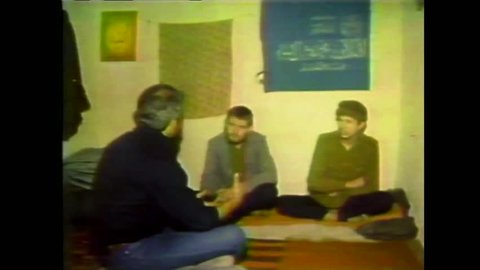 CIRCA 1983 - Some Soviet soldiers defect to the Mujahideen in 1983.