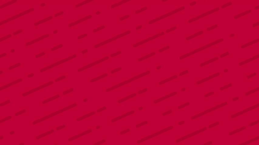 Comic 2d animation red background 4k cartoon video comic animation cartoon background