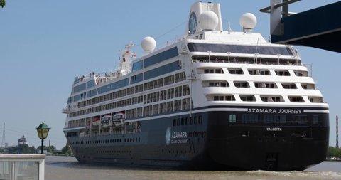 Azamara Cruises Stock Video Footage - 4K and HD Video Clips