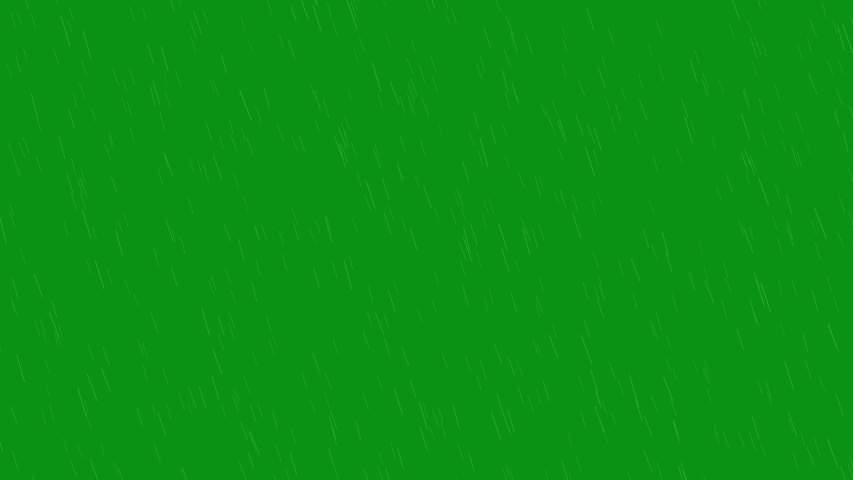 Realistic strong rainfall with green screen for any kind of video to use | Shutterstock HD Video #1033551785