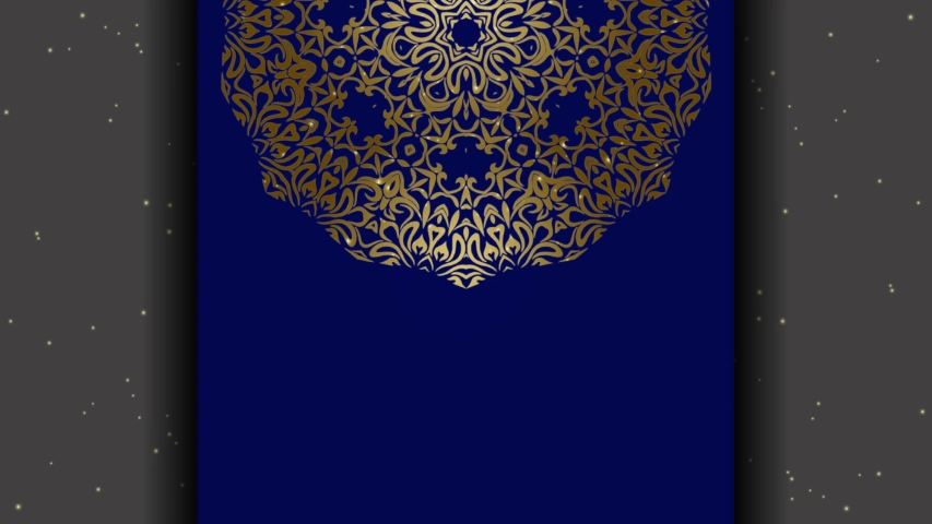 Royal Blue Floral Wedding Background Stock Video Footage 4k And Hd Video Clips Shutterstock