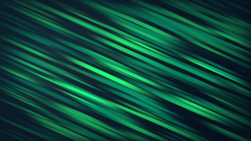 Green glowing lines on the dark gray background | Shutterstock HD Video #1036169825