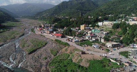Kashmir Valley Bagh City of AJK