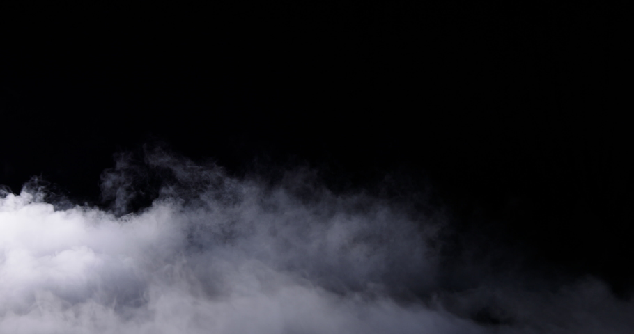 Realistic dry ice smoke clouds fog overlay perfect for compositing into your shots. Simply drop it in and change its blending mode to screen or add. | Shutterstock HD Video #1037118995