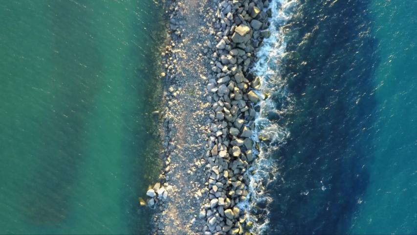 Fortaleza Sea - Ceará - Brazil | Shutterstock HD Video #1037350775