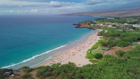 1000 Hapuna Beach Hawaii Stock Video Clips And Footage