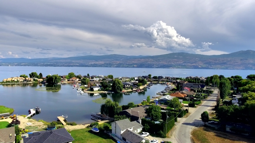 Fabulous scenery in Kelowna Okanagan Valley   British Columbia Canada