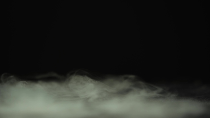 Realistic dry ice smoke clouds fog overlay for different projects #1039603115