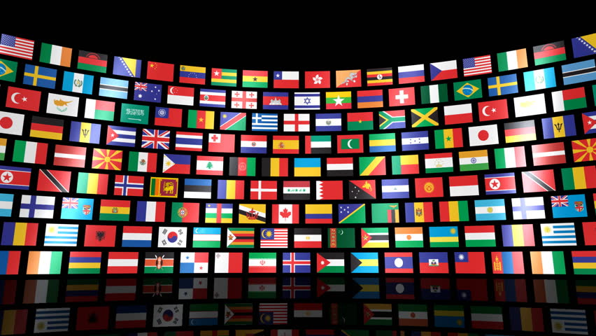 all country flags with names in the world pdf