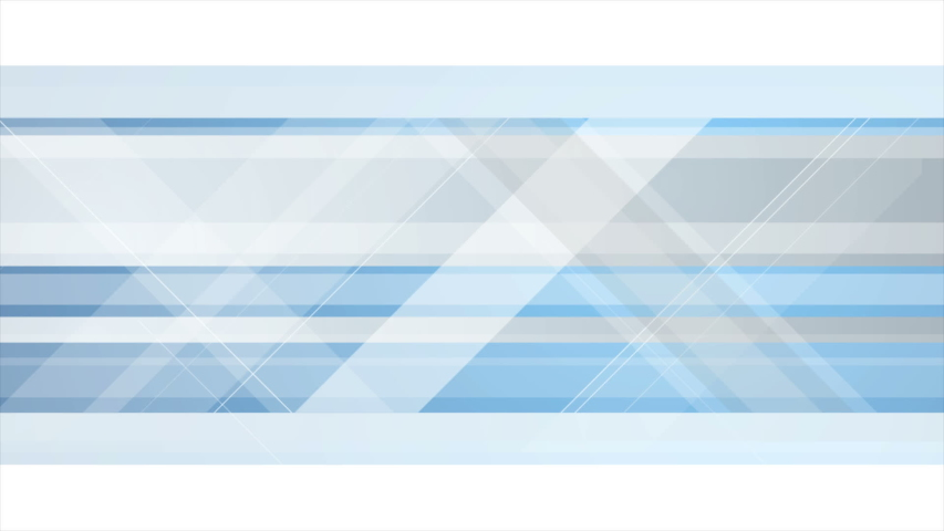 Blue and grey tech minimal corporate motion background video animation ultra hd | Shutterstock HD Video #1040486825