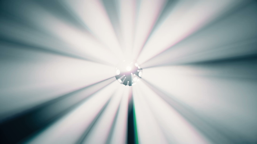 Camera rotating around black sphere with dynamic multi-colored light rays coming out    Shutterstock HD Video #1044983005