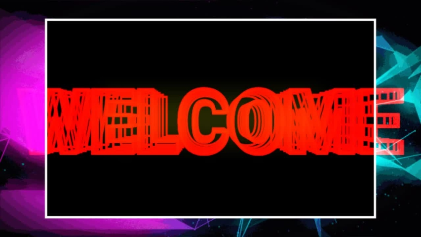 Welcome word greeting style animation | Shutterstock HD Video #1046446375