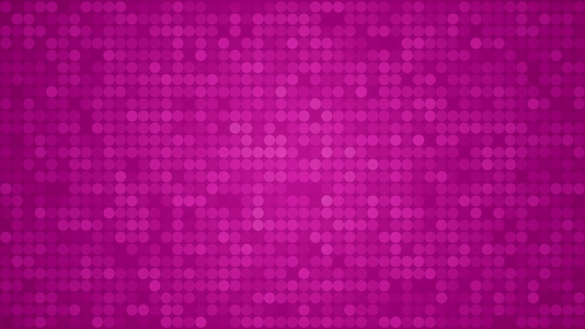Pink square shapes glowing in slow motion. Advertising background footage | Shutterstock HD Video #1049578135