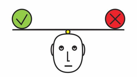 dilemma: Pros and Cons of Evaluation Balance : seamless loop and alpha channel