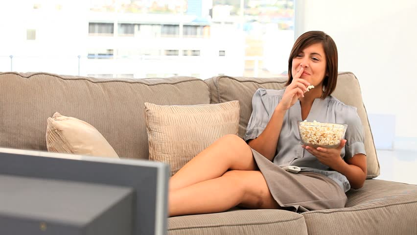 Image result for watching tv stock photo