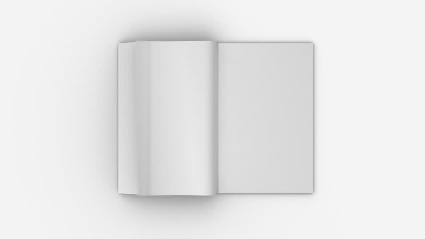 Notepad with Flipping Pages - Stock Footage Video (100% Royalty-free)  1094365   Shutterstock