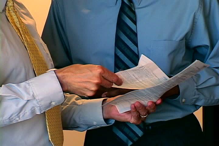Business Body Language | Shutterstock HD Video #1106275