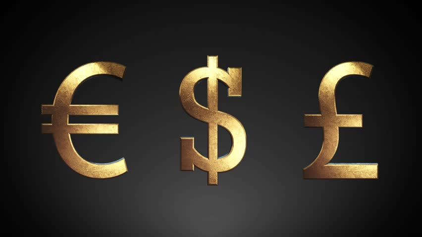Currency Symbol Of The Movementllar Pound Eurorrencies