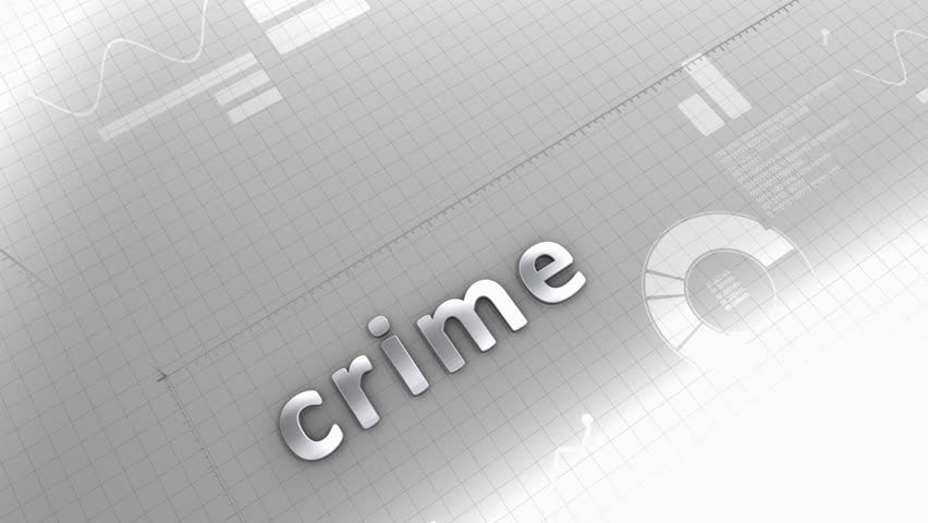 Computer generated,crime growing chart. | Shutterstock HD Video #11320835