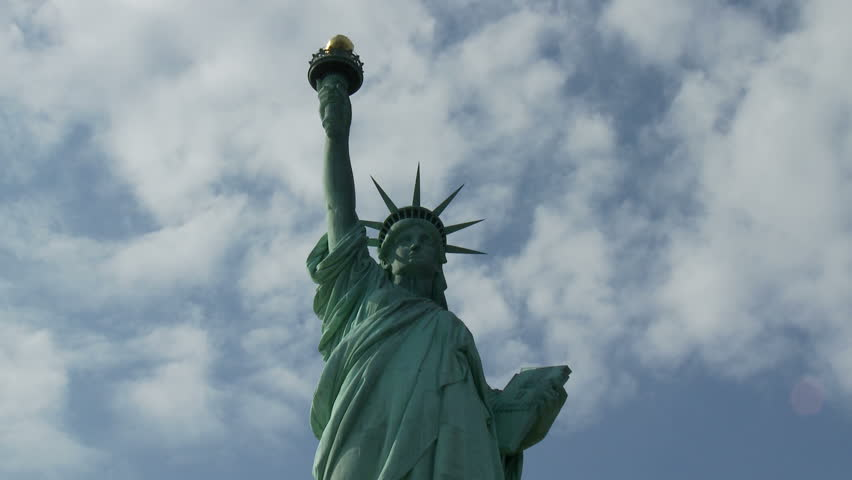 Statue of Liberty Time Lapse | Shutterstock HD Video #1142965
