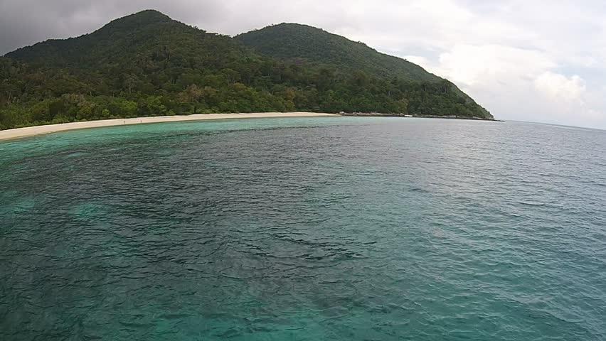 Island & Forest | Shutterstock HD Video #11465240
