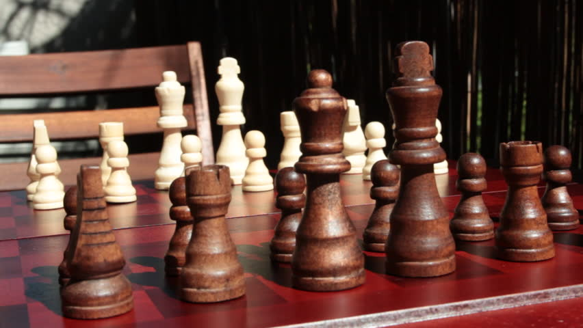 Chess Board Setup Stock Footage Video (100% Royalty-free) 11595245 |  Shutterstock