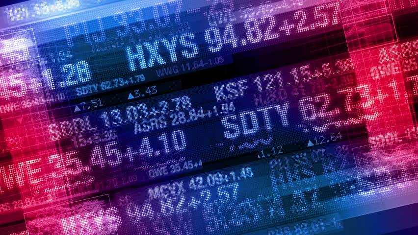 Stock Market Tickers - Digital Data Display Background | Shutterstock HD Video #11625305