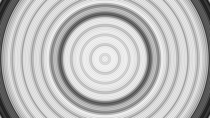 Target of Concentric Circles with Flashing   | Shutterstock HD Video #11810915