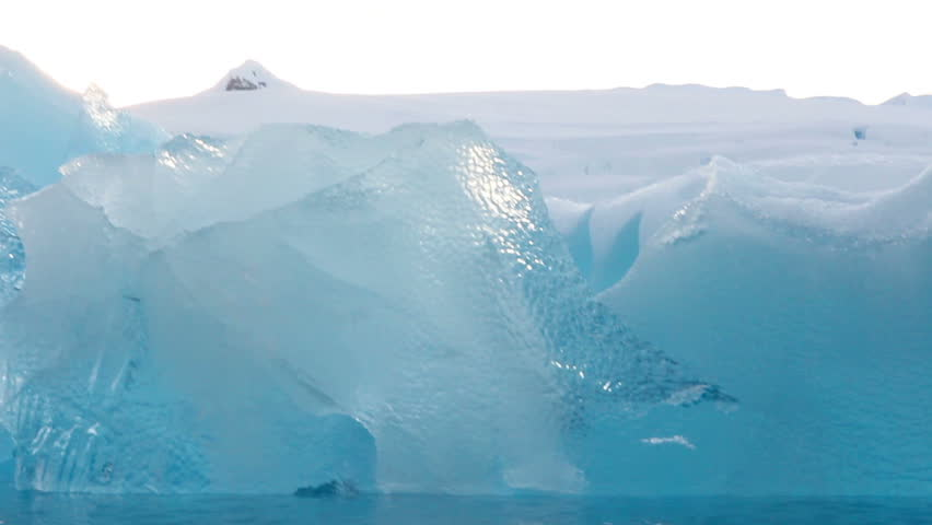 Large iceberg