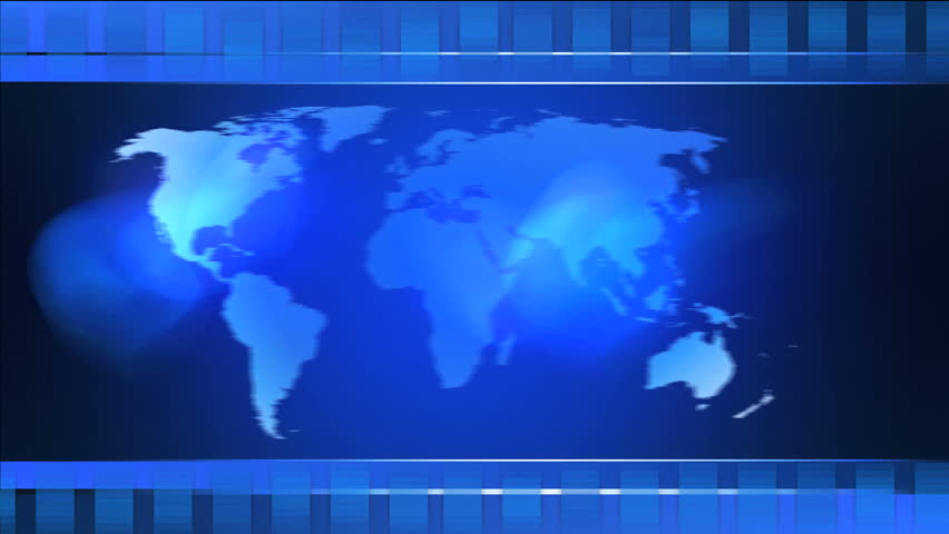 Tv News Background Stock Footage Video (100% Royalty-free