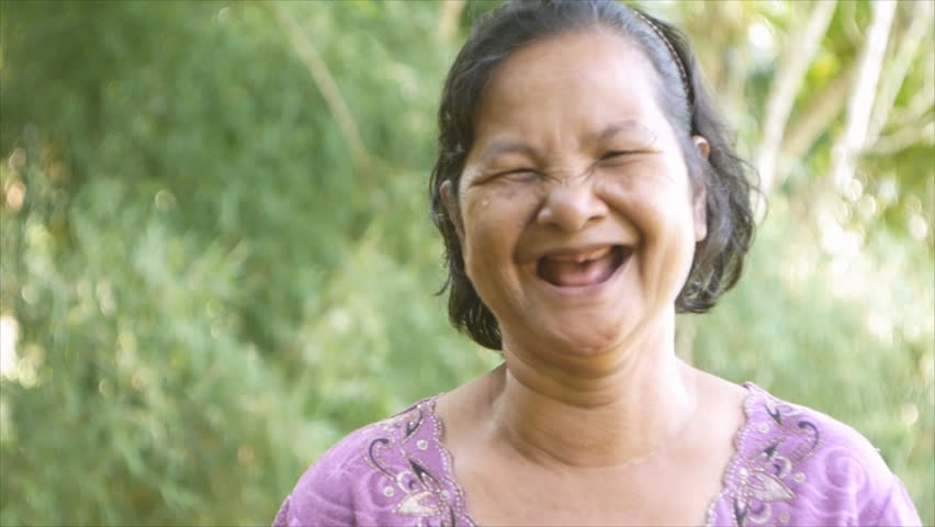 60 year old asian woman