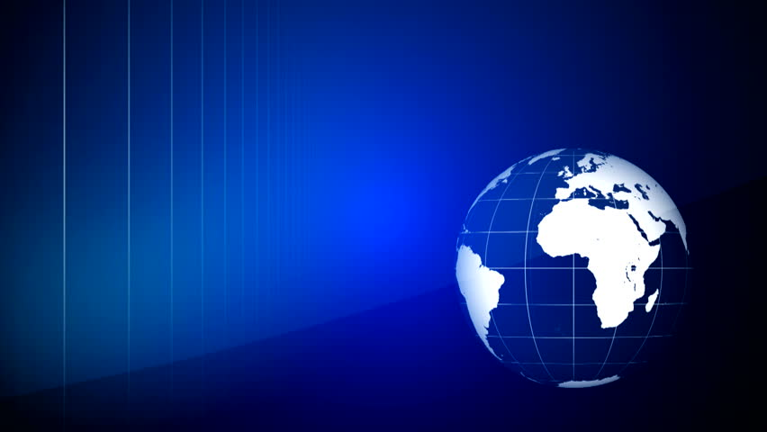 World map with nodes linked by lines stock footage video 11936153 world map with nodes linked by lines hd stock video clip gumiabroncs Choice Image