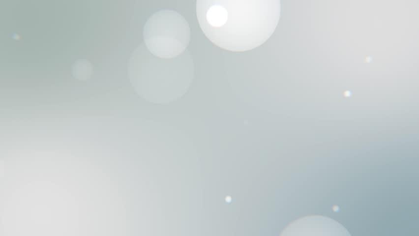 White silver bokeh slow speed still HD background  | Shutterstock HD Video #12141509