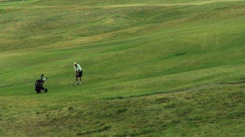 Funny Golf Shot!
