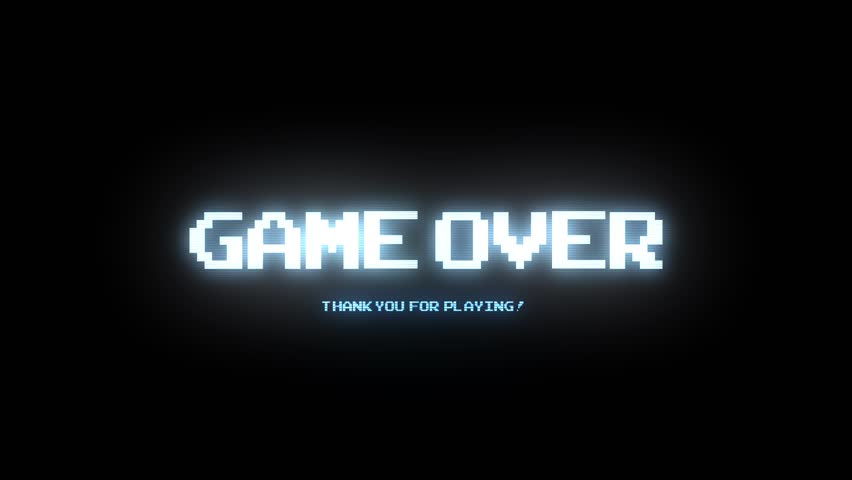 Image result for game over team