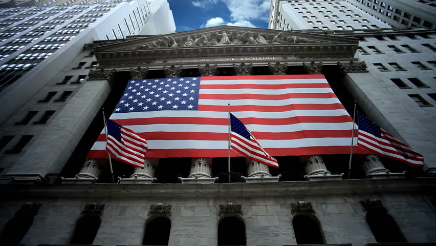 USA Map Flag On Scrolling American Dollars Animation Stock Footage - Lower manhattan us map