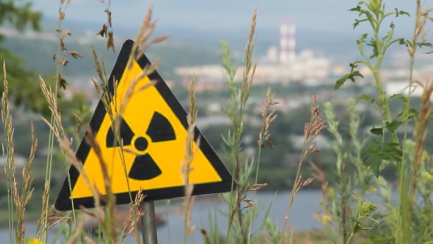 Header of radioactivity