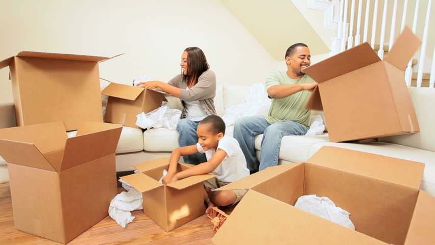 Moving house checklist - Confused.com