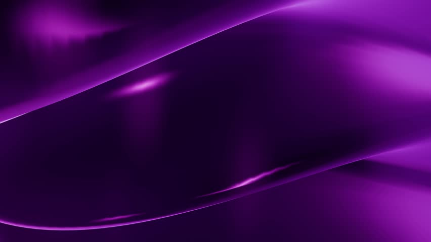 smooth abstract form purple mauve stock footage video 100