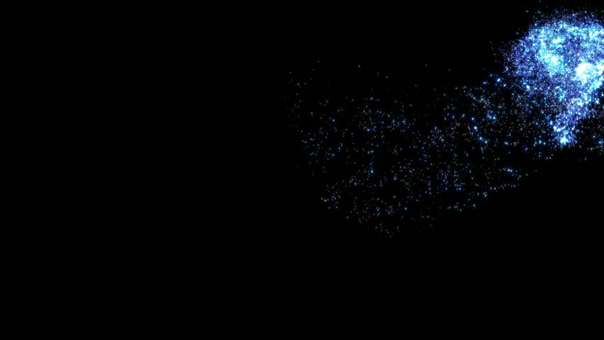 Sparkling Particles, Snow On a Stock Footage Video (100% Royalty-free)  12902765 | Shutterstock