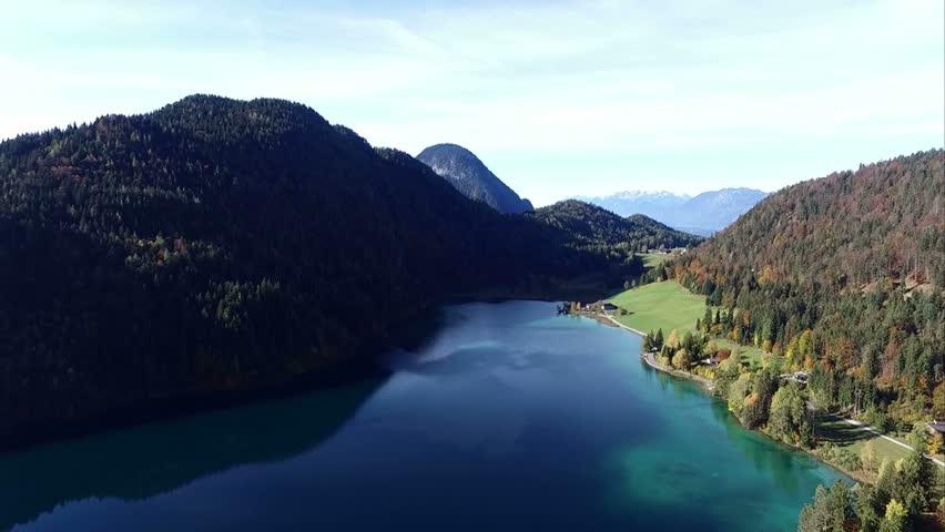 Flight over austria, tirol    Shutterstock HD Video #12937565