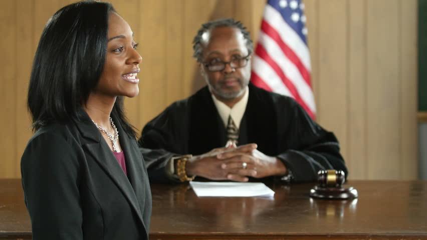 Black female lawyers